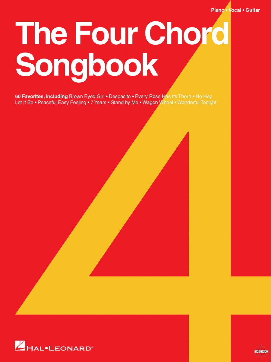 Download The Four Chord Songbook 60 Favorites Audioz