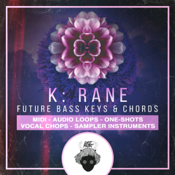 GHST PRJKT K-RANE Future Bass Keys And Chords WAV MiDi NATiVE iNSTRUMENTS MASCHiNE 2-DISCOVER screenshot