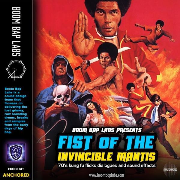 Download Boom Bap Labs Fist Of The Invincible Mantis Vol I