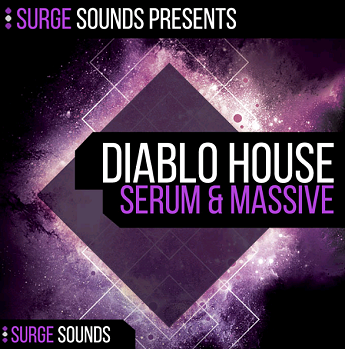 Surge Sounds Diablo House For XFER RECORDS SERUM NATiVE iNSTRUMENTS MASSiVE-DISCOVER screenshot