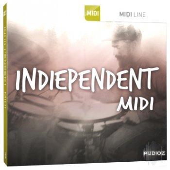 Toontrack - Indiependent MIDI screenshot