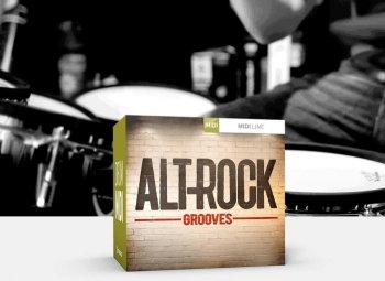 Toontrack - Alt-Rock Grooves MIDI screenshot