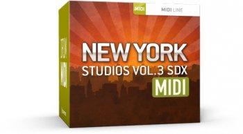 Toontrack New York Studios Vol.3 MIDI WiN screenshot