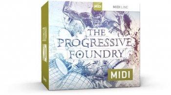 Toontrack The Progressive Foundry MIDI WiN screenshot