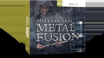 Toontrack Metal Fusion MIDI WiN screenshot