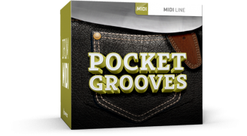 Toontrack Pocket Grooves MIDI WiN screenshot