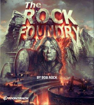 Toontrack The Rock Foundry MIDI WiN screenshot