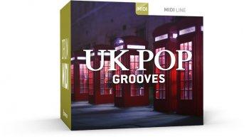 Toontrack UK Pop Grooves MIDI WiN screenshot