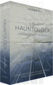 Zero-G Hauntology MULTiFORMAT screenshot