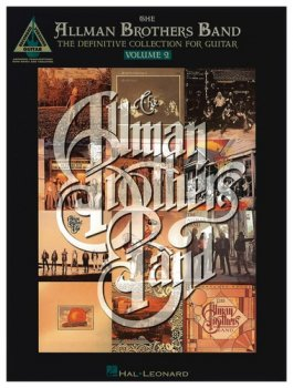 Hal Leonard The Allman Brothers Band – The Definitive Collection for Guitar – Volume 2 PDF screenshot