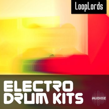 Loopnerds Electro Pop Drum Kits WAV [FREE] screenshot