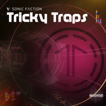 Sonic Faction Tricky Traps v1.5 for Ableton Live ALP-SYNTHiC4TE screenshot