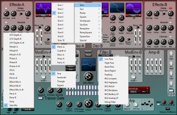 SATURN VSTi 32bit (Free) - GyL plugin + Soundbank by Kujashi screenshot