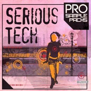 Pro Sample Packs Serious Tech WAV MiDi LENNAR DiGiTAL SYLENTH1 REVEAL SOUND SPiRE screenshot
