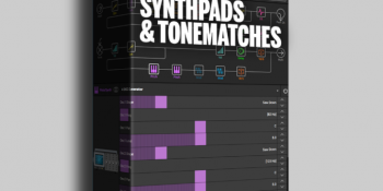 Helix Synthpads and tonematches screenshot