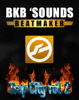 BKB Sounds TRAP CITY 2  [FREE] screenshot