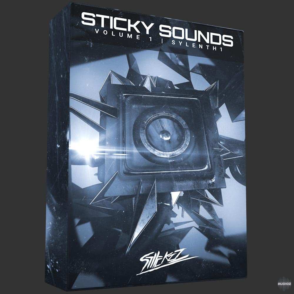 Download StiickzZ Sticky Sounds Volume 1 For LENNAR DiGiTAL
