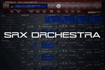 roland srx orchestra ver.1.05