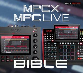 Mpc-Samples The MPC X and MPC Live Bible PDF MOBi EPUB + TUTORiAL FiLES screenshot