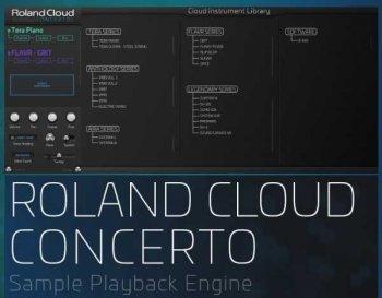 Roland VS Concerto Library v5.2-MATRiX screenshot
