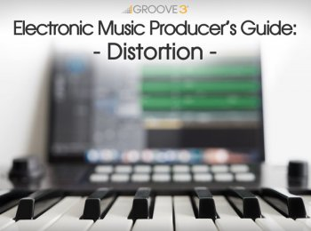 Groove3 - Electronic Music Producer's Guide Distortion screenshot