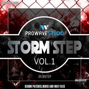 ProWave Studio Storm Step Vol 1 WAV Serum Presets-DECiBEL screenshot
