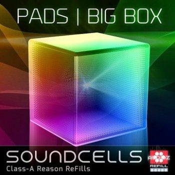 Soundcells Pads The BIG Box REASON REFiLL-DECiBEL screenshot