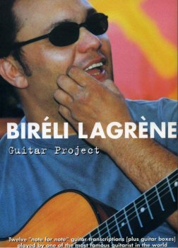 Bireli Lagrene Guitar Project Book PDF screenshot