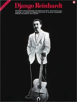Stan Ayeroff Django Reinhardt (Sheet Music) PDF screenshot