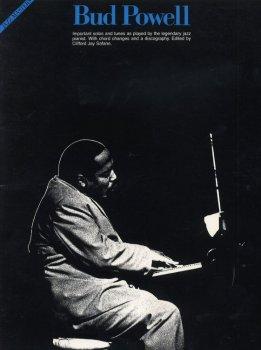 Clifford Jay Safane Jazz Masters Bud Powell PDF screenshot