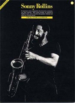 Charley Gerard Jazz Master Sonny Rollins PDF screenshot
