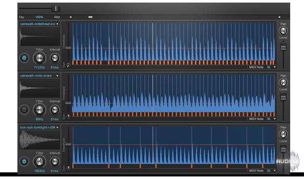 Download BandLab Cakewalk Drum Replacer v1 2 0 14-R2R » AudioZ