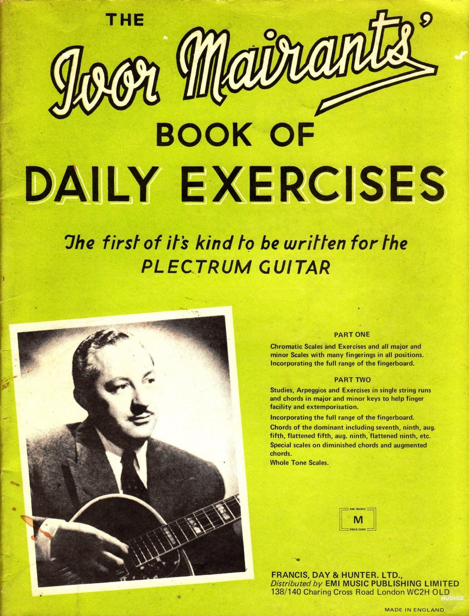 Download Ivor Mairants The Ivor Mairants Book Of Daily Exercises
