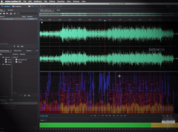Download Groove3 - Editing Audio with Adobe Audition » AudioZ