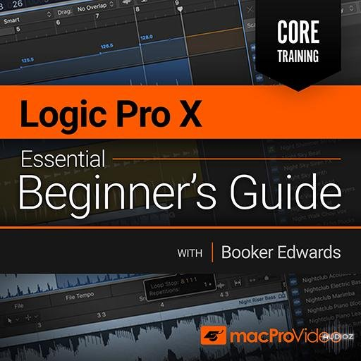 Download Ask Video LOGIC PRO X 101 Essential Beginners Guide