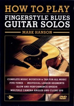Mark Hanson How to Play Fingerstyle Blues Guitar Solos DVD5 screenshot