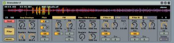 Granulator II Max for Live [FREE] screenshot