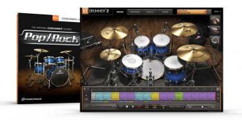 Toontrack EZX2 Pop Rock v1.5.4 Update [WiN-OSX]-R2R screenshot