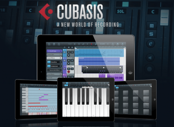 Steinberg Cubasis 2 v2.3.1 DAW for iPad screenshot