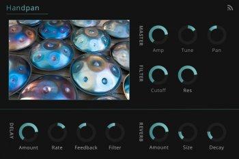 Noiiz Handpan FOR Noiiz Player screenshot
