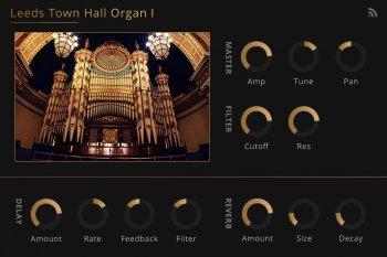Noiiz Leeds Town Hall Organ FOR Noiiz Player screenshot