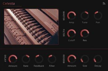 Noiiz Celesta FOR Noiiz Player screenshot