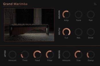 Noiiz Grand Marimba FOR Noiiz Player screenshot
