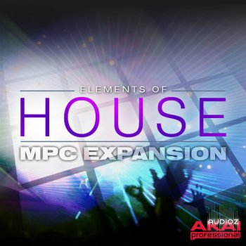 AKAI MPC Software Expansion Elements Of House v1.0 WiN WAV screenshot