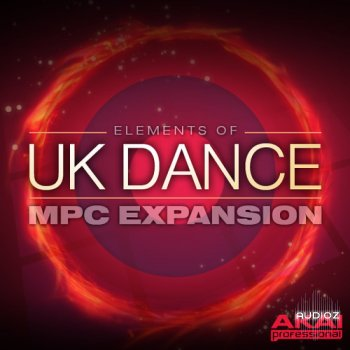 AKAI MPC Software Expansion Elements Of UK Dance v1.0 WiN WAV screenshot