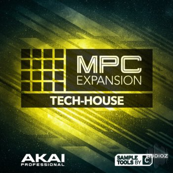 AKAI MPC Software Expansion Tech-House v1.0.2 WiN WAV screenshot