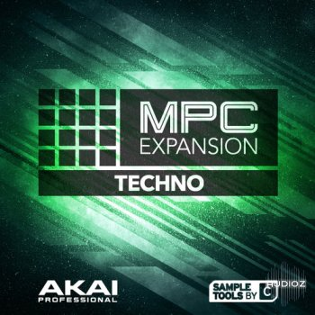 AKAI MPC Software Expansion Techno v1.0.2 WiN WAV screenshot