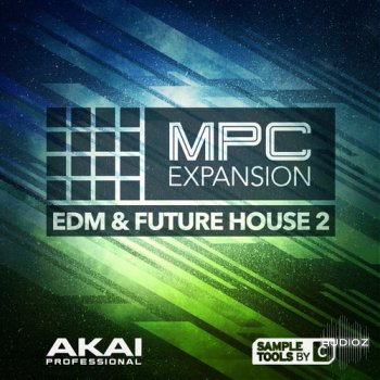 AKAI MPC Software Expansion EDM+Future House 2 v1.0.5 WiN WAV screenshot