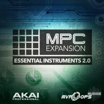 AKAI MPC Software Expansion Essential Instruments 2 v1.0.5 WiN WAV screenshot
