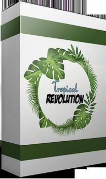 Evolution Of Sound Tropical Revolution WAV MiDi FLP Ableton LENNAR DiGiTAL SYLENTH1 XFER RECORDS SERUM screenshot